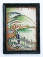 Egry József festmény