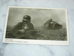 2. Vh. német katonai képeslap (43.)
