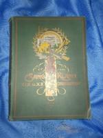 Régi  nagyméretű 400 oldalas kotta könyv