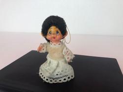 Nagyon retro Menyasszony Moncsicsi (Régi) Gyüjtőknek  /E001/