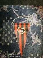 Pécsi Munkás sport club (Pmsc) szurkolói zászló