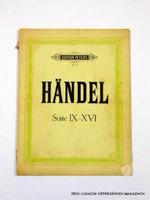 HANDEL Suite IX-XVI  /   /  Sorszám: E30