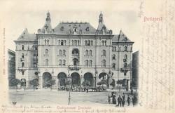 BP. Drechsler palota 1904 Stengel 4645