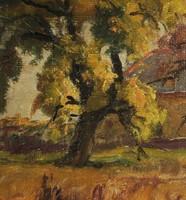 Kiss Kálmán (1878-1967): Diósd, 1938