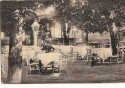 Zugliget BP. Disznófő vendéglő 1912