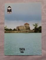 Tájak, Korok, Múzeumok Kiskönyvtára 73.: Tata, vár
