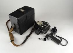 0Z080 Retro QUARZ DS8-M orosz 8 mm kamera szett