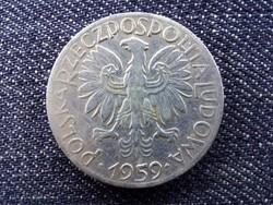 Lengyelország 5 Zloty 1959 / id 13339/