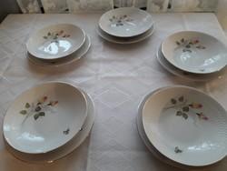 Bavaria tányérkészlet 5+5 db
