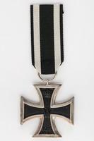 Német első világháborús Vaskereszt Másod Osztály - Eisernes Kreuz 2. Klasse ! +M+ Ritka! ! EREDETI !