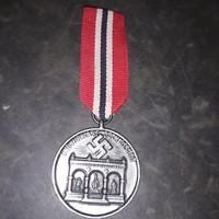 Náci német Blutorden kitüntetés