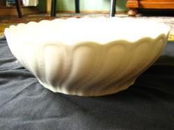 Régi porcelán,pörköltes tál