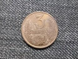 Szovjetunió (1922-1991) 3 Kopek 1981 / id 15957/