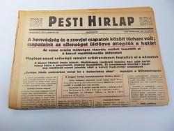 Honvédség és a szovjet csapatok között tűzharc volt - Pesti Hírlap 1941 jun, 29.