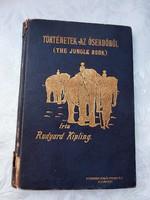 Rudyard Kipling Történetek az őserdőről