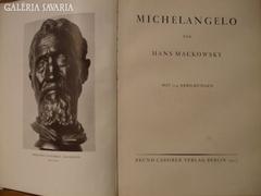MICHELANGELO 1925