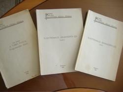 KANDÓ KÁLMÁN VILLAMOSIPARI MŰSZAKI FŐISKOLA Tick József A TURBO PASCAL Pogramozási nyelv 1988