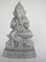 Ganésa fém szobor