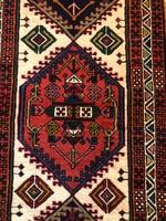 Kézi Csomózású Perzsa Meshkin Futószőnyeg 300x68