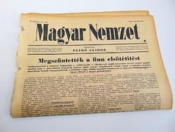 Megszüntették a finn elsötétítést  -  Magyar Nemzet  1942. jún. 16.