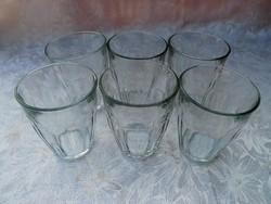 6 db jénai pohár