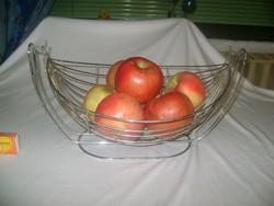 Asztali gyümölcsös tál egyben gyümölcs mosó kosár