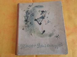 Tersánszky J. Jenő Kacor Dani Csínyjei, 1957 Toncz Tibor rajzaival