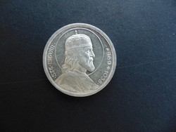 Szent István 5 pengő 1938  Nagyon szép ezüst  03