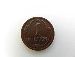 1 fillér 1938