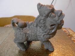Foo kutya oroszlánkutya szobor keleti