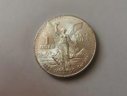 1989 Mexikó libertad ezüst 31,1 gramm 0,999