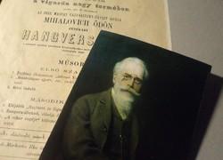 Mihalovich Ödön. - (Nyomtatvány - Jubileum 1870)