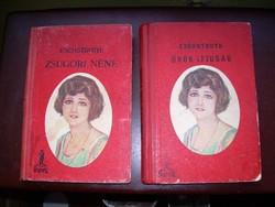 Lehne két regénye Zsugori néne, Örök ifjúság romantika! Nova