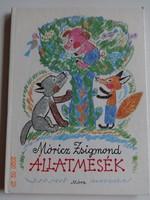 Móricz Zsigmond: Állatmesék – Reich Károly rajzaival