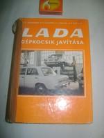 LADA gépkocsik javítása - 1982