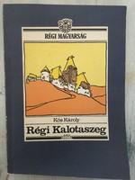 Kós Károly - Régi Kalotaszeg 1988 Budapest