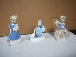 Bájos kis porcelánok