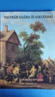 Nagyházi Galéria és Aukciósház 46. festményárverés