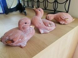 Terrakotta kacsák