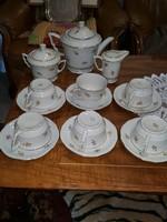 Zsolnay teás szett