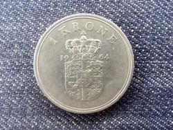 Dánia IX. Frigyes 1 Korona 1964 C♥S (id17153)