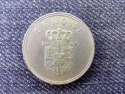 Dánia IX. Frigyes 1 Korona 1968 C♥S (id17149)