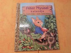 írta: Beatrix Potter Péter Nyuszi Kalandja