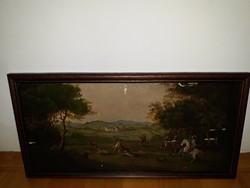 WERNER: Antik festmény a XIX.századból