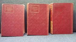 Charles Dickens:  Copperfield Dávid I-III. (Révai 1905)