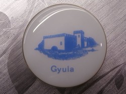 Üveg tégely - Gyula