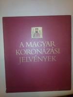 Kovács Éva-Lovag Zsuzsa: A magyar koronázási jelvények 1980