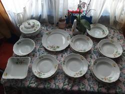 Walbrzych porcelán étkészlet