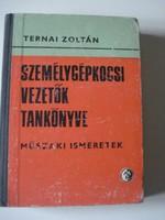 Régi műszaki könyv