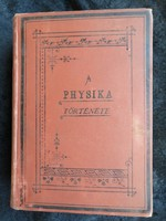 Heller Ágost: A physika története a XIX. században (1891)
